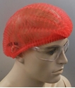 Picture of Hair Nets Non Woven Crimped RED 21in-APPR491915- (CTN-1000)