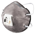 Picture of 3M 8577 Organic P2 Vapour Dust/Mist Respirator Valved -RESP820615- (BOX-10)