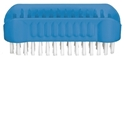 Picture of **NLA**Nail Brush Blue Double Sided-SCRU375203- (EA)