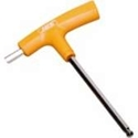 Picture of Ball End hex key 6mm with T Handle-WARE663230- (EA)