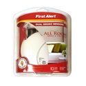 Picture of Smoke and Fire Alert Alarm  - Wall or Ceiling Mountable-WARE665950- (EA)