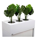 Picture of Planter Box Suits 900mm Wide Go Tambour Cupboards and Cabinets - 900W x 470D x 230H-FURN358426- (EA)