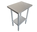 Picture of Stainless Steel Bench 457 x 610 x 900 high -FURN358120- (EA)