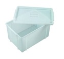 Picture of Plastic Nally Storage Container / Bin  - 42L - Natural  (Lid Sold Separately)-STOR900710- (EA)