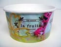 Picture of Cup Paper Sundae ice-cream 5oz/ 150ml (La Fruita Print)-CCUP103701- (CTN-1000)