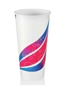 Picture of Cups Paper 22oz / 625ml Swirl Milkshake-CCUP103951- (CTN-1000)