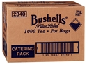 Picture of Tea Pot Bags Bushells Round Teapot - Blue Label-PORT277410- (CTN-1000)