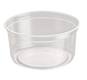 Picture of Clear Round P.E.T. Deli Container 355ml 12oz-PCON144510- (CTN-500)