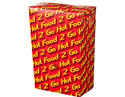 Picture of Cardboard Chipbox Large 104 x 57 x 151  068 UNSLEEVED-SNAK153001- (CTN-250)