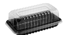 Picture of Bar Cake Container ClearTop -CAKE147351- (SLV-125)