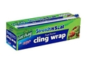 Picture of Cling wrap 120mt x 33cm Zip Safe-WRAP075350- (EA)