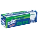 Picture of Cling wrap 600mtx33cm Zip Safe CASTAWAY-WRAP075450- (CTN-6)