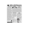 """Picture of GreaseProof """"Printed News"""" Deli Wrap 310mm x 380mm-WRAP076225- (PACK-200)"""