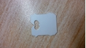 Picture of Strip lock Bag Closures GP1 (Bread tags)-BREB010700- (CTN-6250)