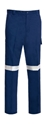 Picture of Trousers - Cotton Drill Cargo Navy -CLTH828000- (EA)