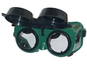 Picture of Goggles - Oxy / Welding Flip up Round Lenses -EYES825900- (EA)