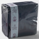 Picture of Napkin 2 Ply Luncheon Black  -NAPK185350- (CTN-2000)
