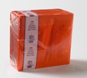 Picture of Napkin 2 Ply Dinner Orange-NAPK187010- (CTN-1000)