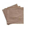Picture of Napkin - Recycled Kraft Brown Range - 1 Ply Luncheon Napkin QTR Fold-NAPK188607- (CTN-3000)