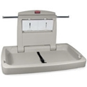 Picture of Baby Changing Station Horizontal Wall Mounted :Opened out size -  483mm Deep  x 845mm Wide -MISC238121- (EA)