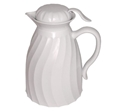 Picture of 1.5lt Insulated White Jug-POLY226872- (EA)