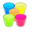 Picture of Shot Glasses Poly 30ml - Coloured-POLY227300- (SLV-25)