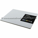 Picture of Plastic Cutting Board 450 x 300 x 13mm White-POLY228800- (EA)