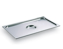 Picture of Lid for S/S Bain Marie Insert Pan 1/2 Size - Stainless Steel 325x265mm-SSTL225221- (EA)