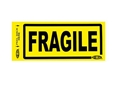 Picture of Fragile - Printed Labels -LABE642662- (BOX-500)