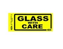 Picture of Glass With Care - Printed Labels -LABE642675- (BOX-500)