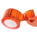Picture of This Way Up - Printed Tape Label Stickers on Roll -No Backing-LABE642678- (ROLL-500)