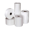 Picture of Poly Tubing Natural Colour 350mm x 150UM -MPAC616200- (20KG)