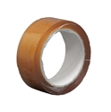 Picture of Pack Tape -38mm x 66m-Clear-Premium-Rubber Adhesive-TAPE505860- (CTN-48)