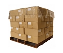 Picture of Pallet Caps/Top Sheets Plastic 1680 x 1680mm x 20um HDPE -MPAC617910- (ROLL)