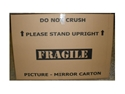 Picture of Cardboard Carton 1040 x 75 x 775mm PICTURE/MIRROR-CTNS571340- (SLV-20)