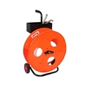 Picture of Strap Dispenser Trolley -multi size core -metal trolley for PP/PET/composite Strapping-STRP687250- (EA)