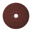 Picture of Aluminium Oxide Fibre Disk 125mm (5in) x 22mm - 60 grit-DISK762150- (BOX-25)