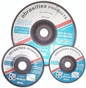 Picture of Cutting Disks 5in(125mm) x 2.5mm x 22mm a24r -WHEE765000- (CTN-50)
