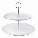 Picture of Cake Stand - 2 Tier - 227mm and 265mm-MISC234300- (EA)