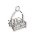 Picture of Chrome Plated Holder For Salt & Pepper Shakers and Sugar Satchets-MISC234720- (EA)