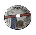 Picture of Cutting Disks Ultra-Thin 4in(100mm) x 1mm x 16mm PREMIUM Flexovit 15102010-WHEE764450- (EA)