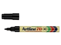 Picture of Artline 70 Permanent Marker Bullet Point Tip - Black-STAT342924- (EA)