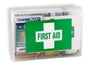 Picture of First Aid Kit -Small Plastic Case - 1-10 People-FAID805005- (EA)