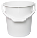 Picture of Plastic Bucket / Pail 20L With Handle (no Lid)-BUCK369721- (EA)