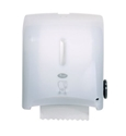 Picture of Plastic Paper Roll Towel dispenser Autocut for Livi 200m Towel-DISP432350- (EA)