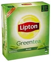 Picture of Lipton Tea Bags Pure Green -PORT278453- (BOX-100)