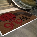 Picture of Mat -Custom Printed Logo Entrance - custom size-MATT359130- (EA)