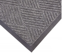 Picture of Micah Premier Rollstock Entrance Matting -Smooth Back- in Blacksmoke Fully Edged - CUSTOM SIZE-MATT359294- (EA)