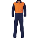 Picture of Coveralls -Patron Saint Flame Retardant Orange / Navy-CLTH832221- (EA)