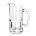 Picture of Glass Beer Jug with handle - 1000ml - Libbey -GLAS219170- (EA)